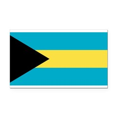 The Bahamas.jpg Rectangle Car Magnet