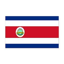 Costa Rica.jpg Rectangle Car Magnet