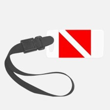 Diver.jpg Luggage Tag