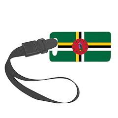 Dominica.jpg Luggage Tag
