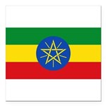 Ethiopia.jpg Square Car Magnet 3