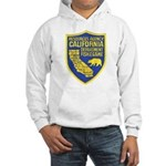 California Game Warden Hooded Sweatshirt