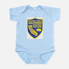 California Game Warden Infant Creeper