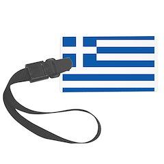 Greece.jpg Luggage Tag