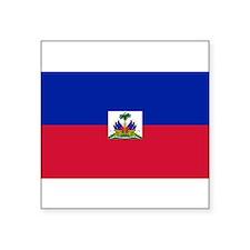 "Haiti.jpg Square Sticker 3"" x 3"""