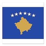 Kosovo.jpg Square Car Magnet 3
