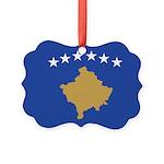 Kosovo.jpg Picture Ornament