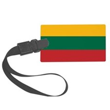 Lithuania.jpg Luggage Tag