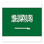 Saudi Arabia.jpg Square Car Magnet 3