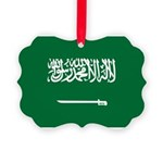 Saudi Arabia.jpg Picture Ornament