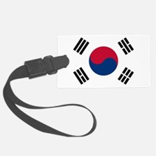 South Korea.jpg Luggage Tag