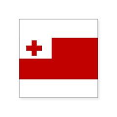 Tonga.jpg Square Sticker 3