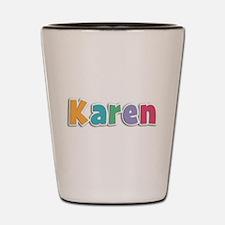 Karen Shot Glass