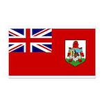 Bermuda.jpg Rectangle Car Magnet