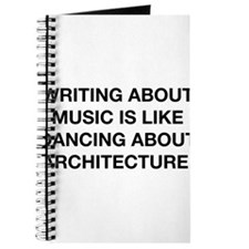 Writing About Music Journal
