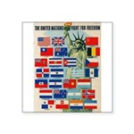 Original_United_Nations.jpg Square Sticker 3
