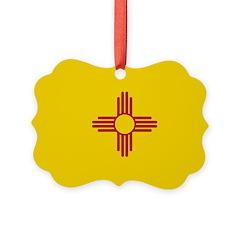 New Mexico.jpg Ornament