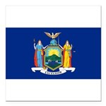 New York.jpg Square Car Magnet 3