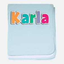 Karla baby blanket
