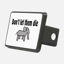 Save the Elephants Hitch Cover
