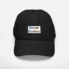 Cancer Survivor Baseball Hat