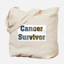 Cancer Survivor Tote Bag
