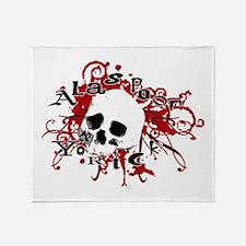 Unique Hamlet Throw Blanket