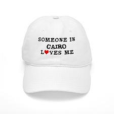 Someone in Cairo Baseball Cap