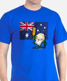 Australia Cricket -1 T-Shirt