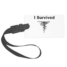 survived.jpg Luggage Tag