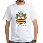 O'Hare Coat of Arms, Family C White T-Shirt