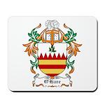 O'Hare Coat of Arms, Family C Mousepad