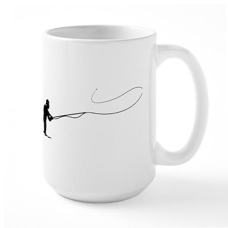Fly Fishing Large Mug