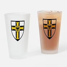 Crusaders Cross - ST-10 Drinking Glass