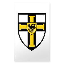 Crusaders Cross - ST-10 Decal