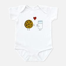 Cookie Loves Milk Infant Bodysuit