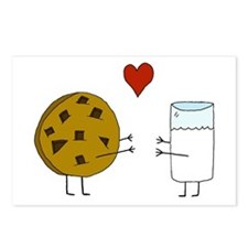 Cookie Loves Milk Postcards (Package of 8)