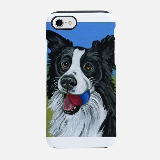 Border Collie Dog iPhone 7 Tough Case