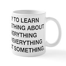 Try To Learn Mug