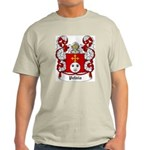 Pelnia Coat of Arms Ash Grey T-Shirt