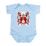 Pelnia Coat of Arms Infant Creeper