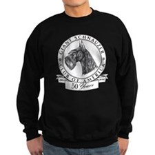 Giant Schnauzer Club of America Logo Sweatshirt