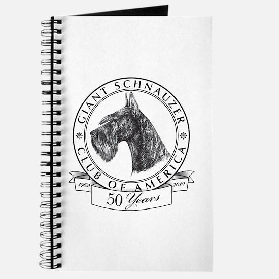 Giant Schnauzer Club of America Logo Journal
