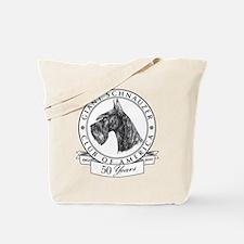 Giant Schnauzer Club of America Logo Tote Bag