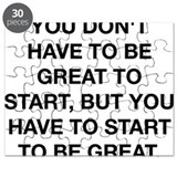 Inspirational quotes Puzzles