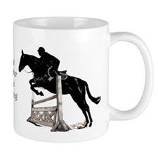 I'd Rather Be Riding Horse Mug