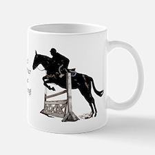 I'd Rather Be Riding Horse Mug