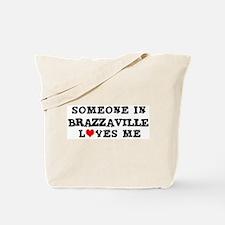 Someone in Brazzaville Tote Bag