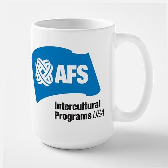 AFS logo (png) Large Mug