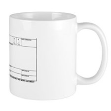 Coffee Level Low Mug